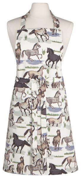 All The Pretty Horses Apron