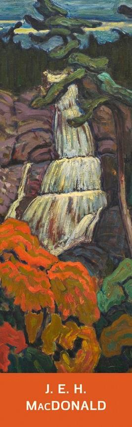 Algoma Waterfall Bookmakr