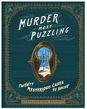 Murder Most Puzzling Book