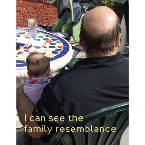 Family Resemblance Card