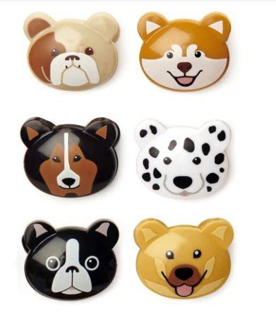 Doggie Chip Clips