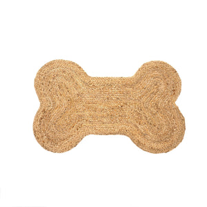 Dog Bone Pet Mat Large