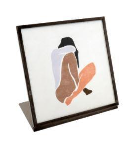 Modern Woman Picture Frame