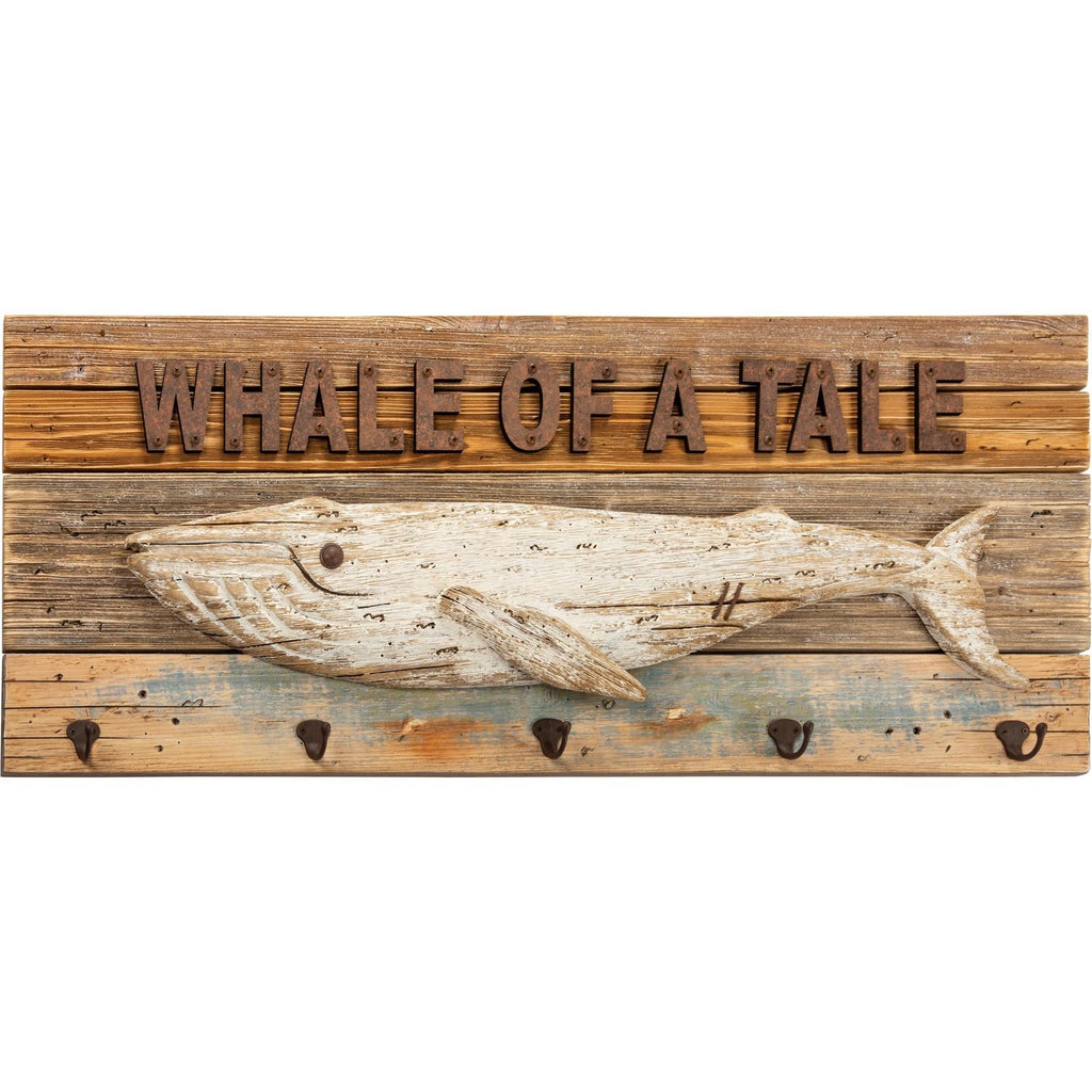 Hook Board - Whale of a Tale
