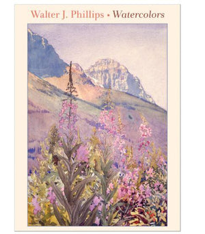 Walter J. Phillips: Watercolors Boxed Notecards