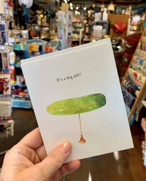 It's a Big Dill! - Card