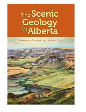 Scenic Geology of Alberta Book