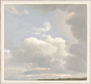 Collection 8 - Cloud Study, 1800 Print- Wall Decor