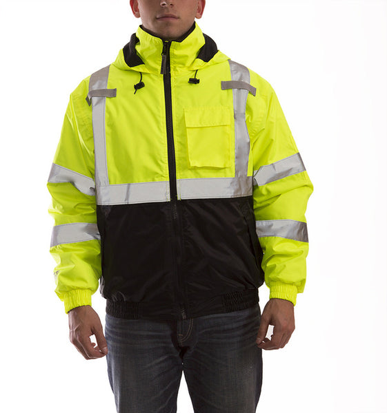 HiVis ANSI 107 Type R Class 3 Insulated OuterWear