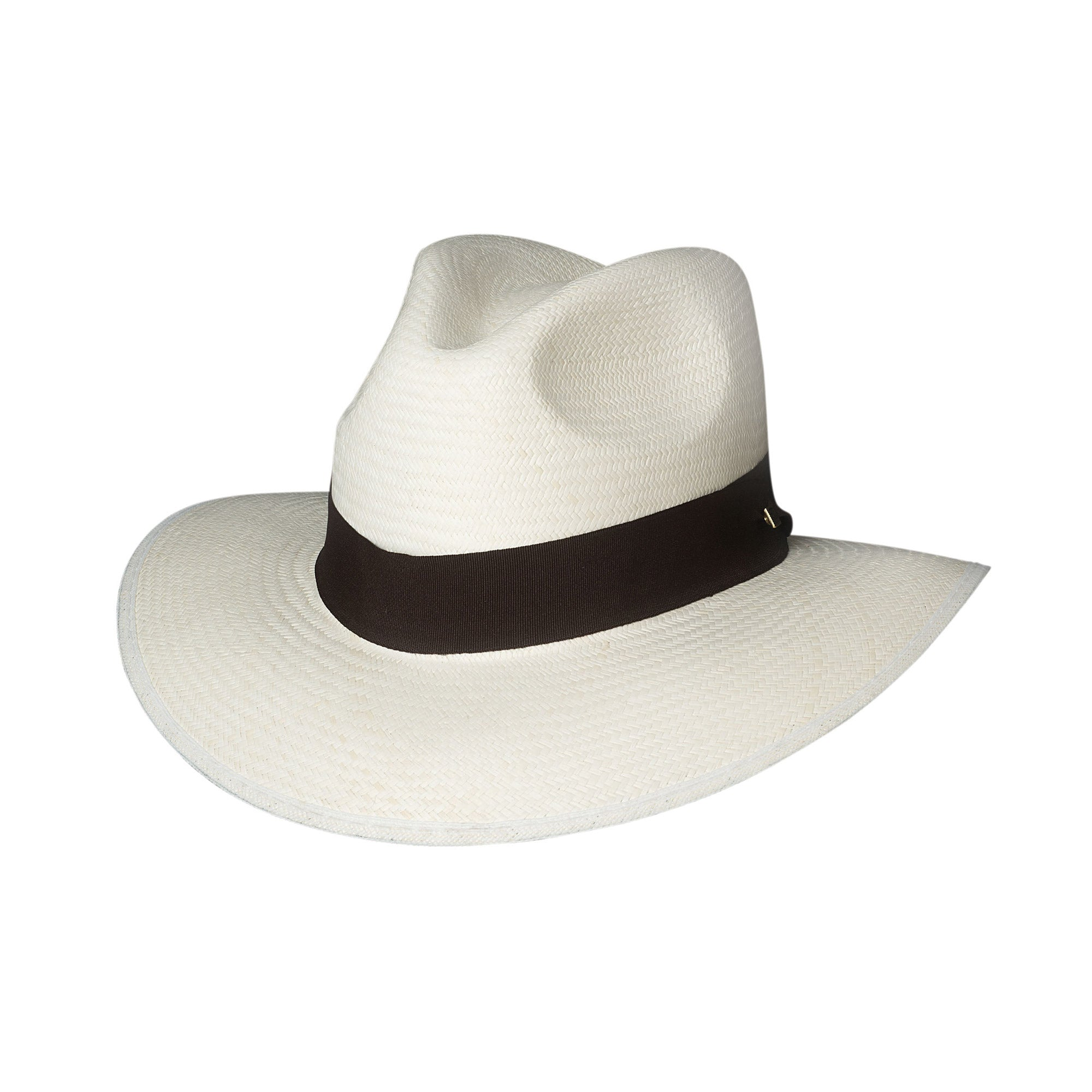 ecd5713d1f2 Bullhide Burlington Genuine Panama Straw Hat Item BH-2981