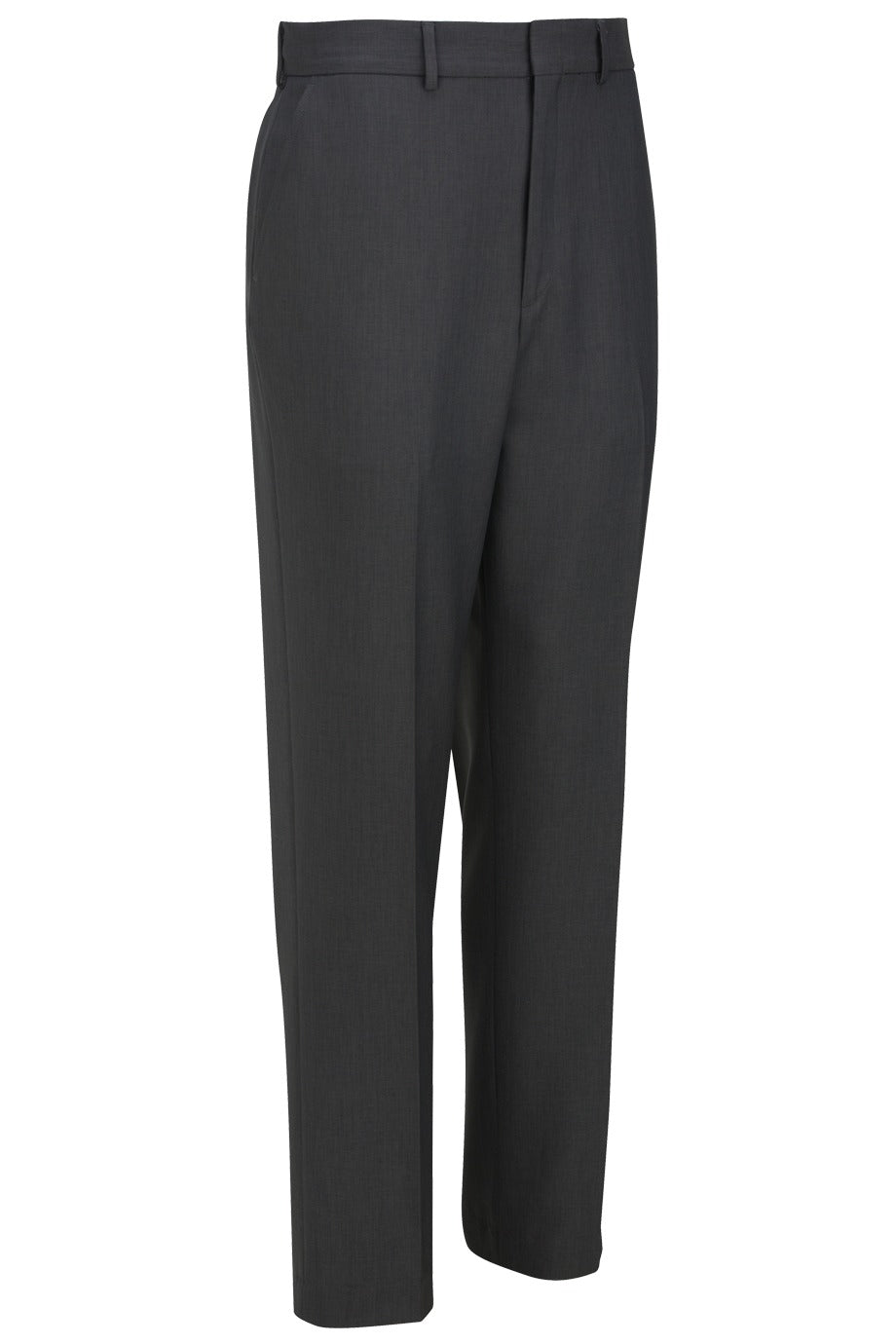 34 UR Edwards Mens Wrinkle Resistant Pleated Pant Dark Navy