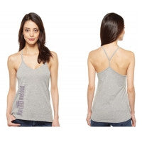 Strappy Tank - Distressed TBM Logo