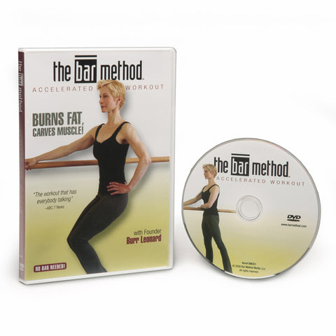 Accelerated Workout DVD