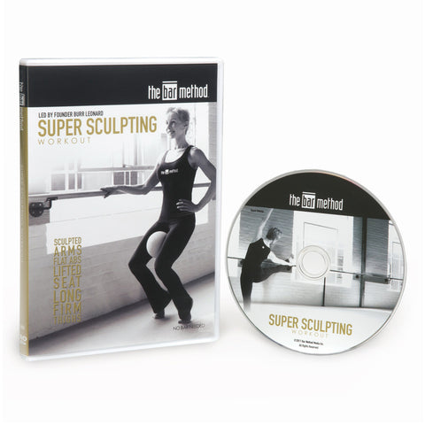 Super Sculpting Workout DVD
