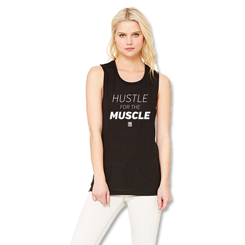Bar Method Muscle Tank - Muscle Hustle