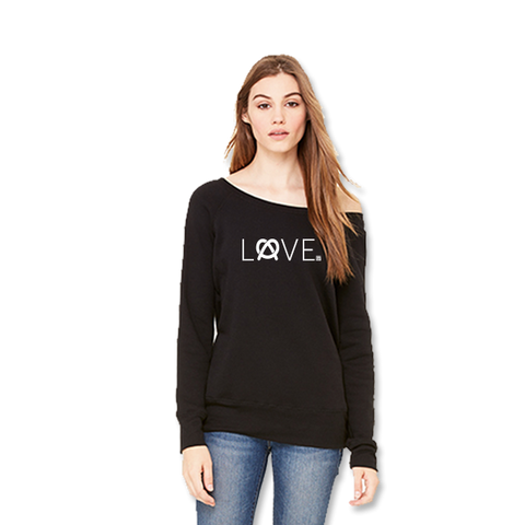 Bar Method Dancer Sweatshirt - Love Pretzel