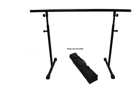 Premium Metal Ballet Barre With Storage Bag
