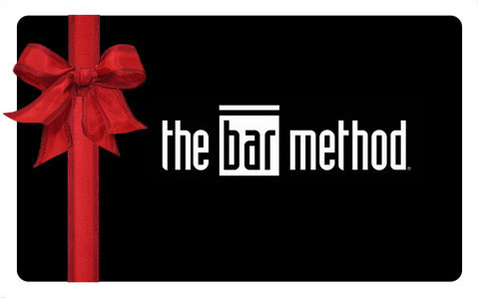 Bar Method E-Gift Card (Online Store Only)