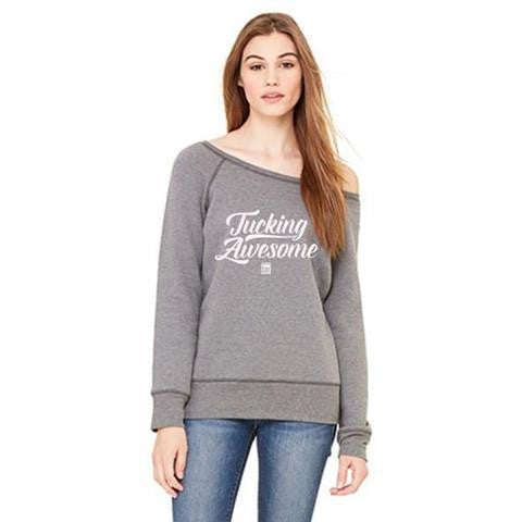 Bar Method Dancer Sweatshirt - Tucking Awesome