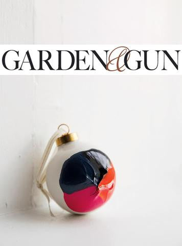 Carrying the Mantel - Garden & Gun