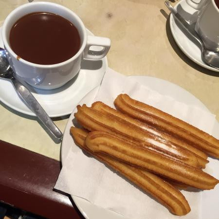 Manolo Churros