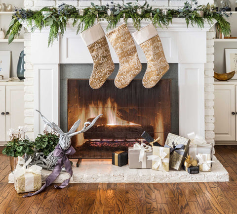 Wholesale Christmas Stockings by Fig & Dove