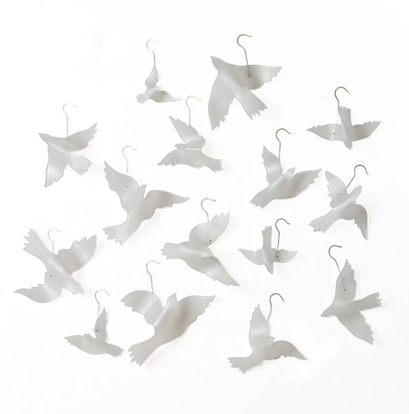 Set of 15 Doves
