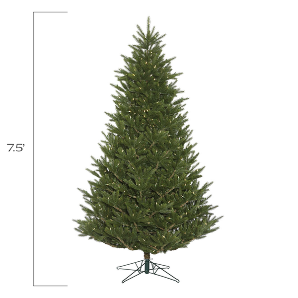 Designer Evergreen Christmas Tree