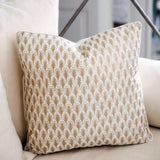 Square Fortuny Accent Pillow