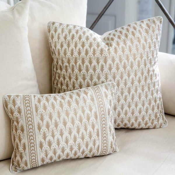 Fortuny Piumette Accent Pillows