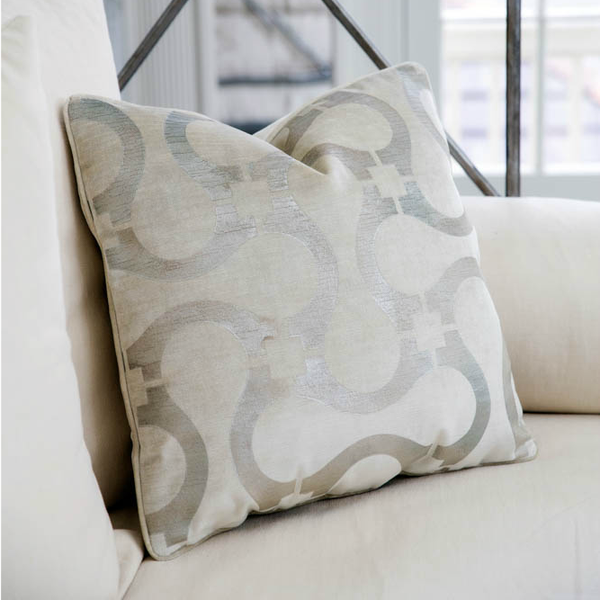Linz Velvet Accent Pillow