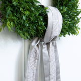 Fortuny Simboli Wreath Sash