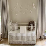 Dove Fabric Draperies