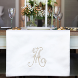 Luxury table runner