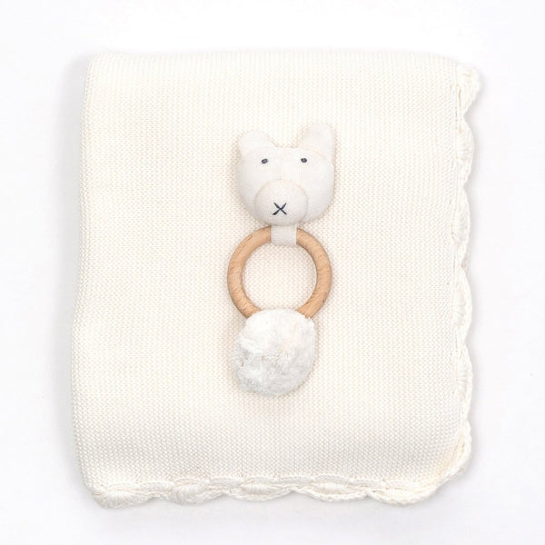 Organic Cotton Heirloom Baby Gift
