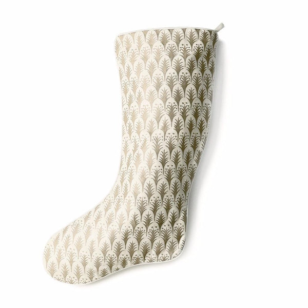 Fortuny Piumette Christmas Stocking
