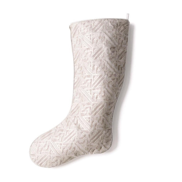 Fortuny Simboli Christmas Stocking
