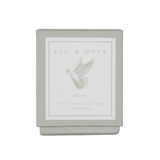 "The ""Dove"" Earl Grey tea scented candle"
