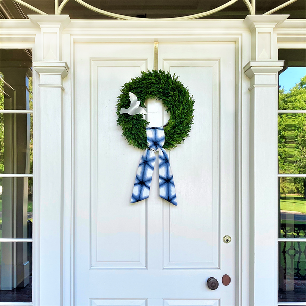 Star Spangled Wreath Sash