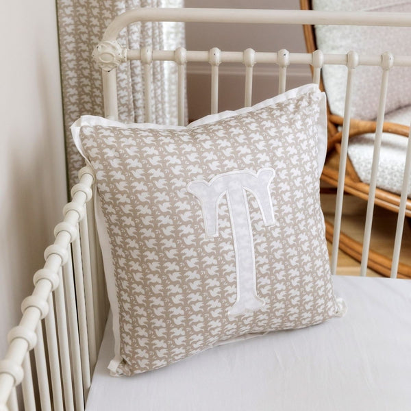 Signature Dove Square Pillow