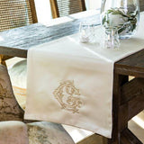 Ivory Table Runner