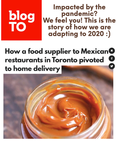 blogto food delivery toronto mexican latin