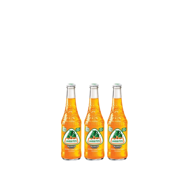 Jarrito Mango 3 x 370ml bottles