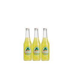 Jarrito Pineapple (Piña) 370ml bottles