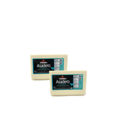 2 pieces of Asadero Cheese by Sombrero (660-720gr)