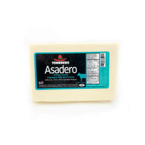 Asadero Cheese by Sombrero (330-360gr)