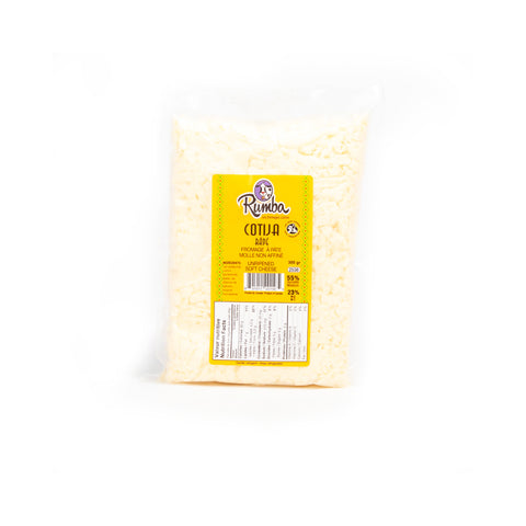 Crumbled Cotija Cheese (300-320gr)