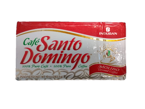 Cafe Santo Domingo Hard Pack - 283gr/10oz