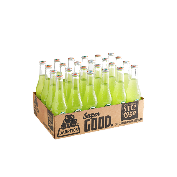 Jarrito Lime (Limon) 370ml bottles