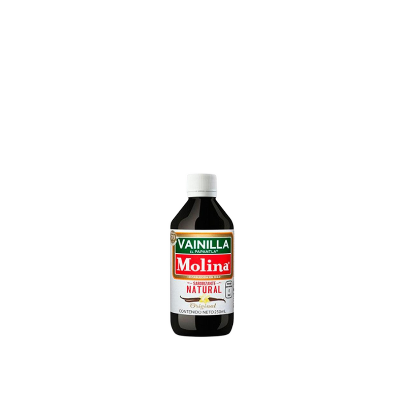 Mexican Vanilla Blend by Molina, 120ml